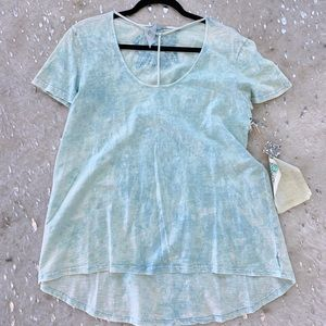 Washed Sky Dolley Shirt